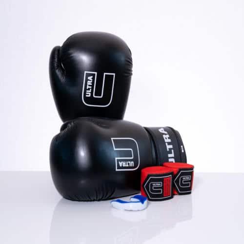 Ultra White Collar Boxing Training Kit