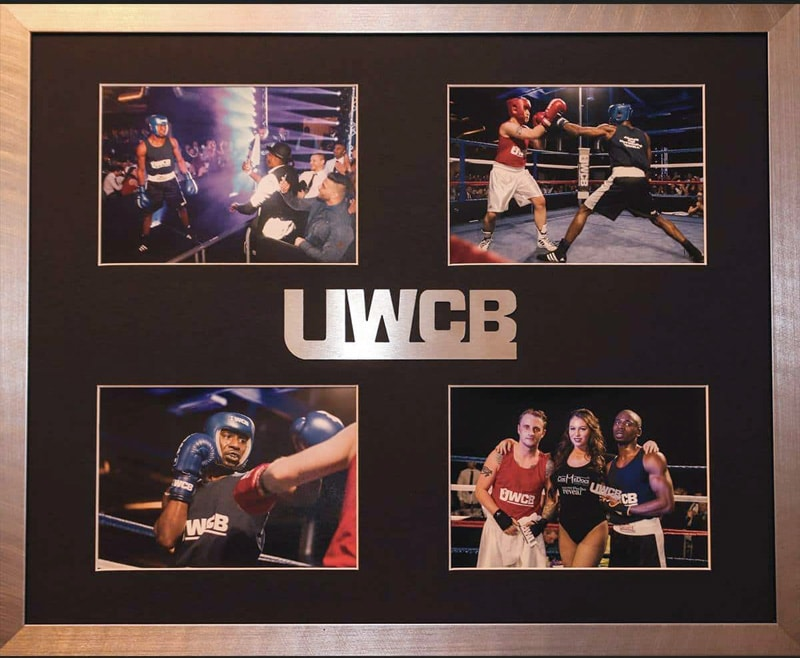 UWCB Personalised Photo Frame