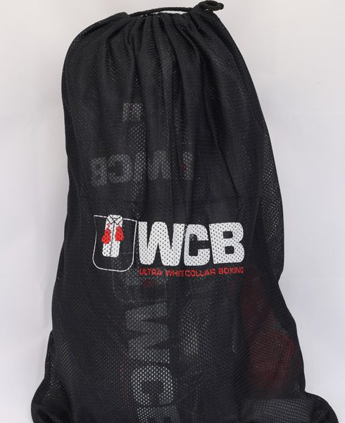 Ultra White Collar Boxing(UWCB) - Glove Bundle - Bag