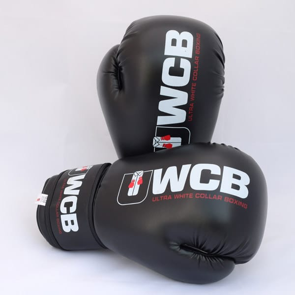 Ultra White Collar Boxing(UWCB) - Glove Bundle - Gloves