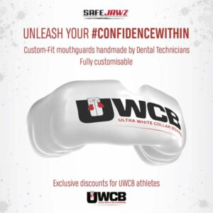 SafeJaws UWCB Mouth Guard
