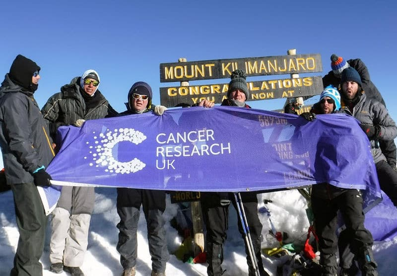 Ultra Adventures trip to Kilimanjaro